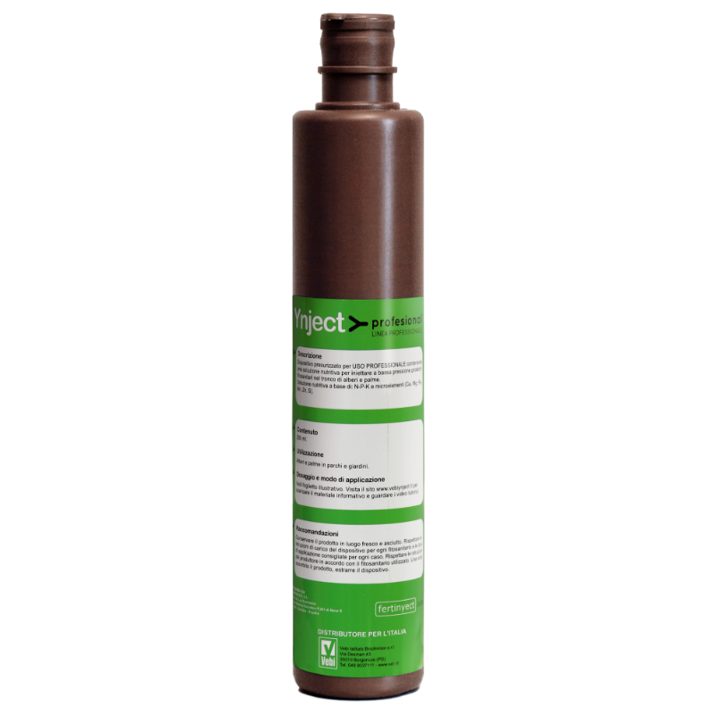 YNJECT 200 ml CON CONNETTORE