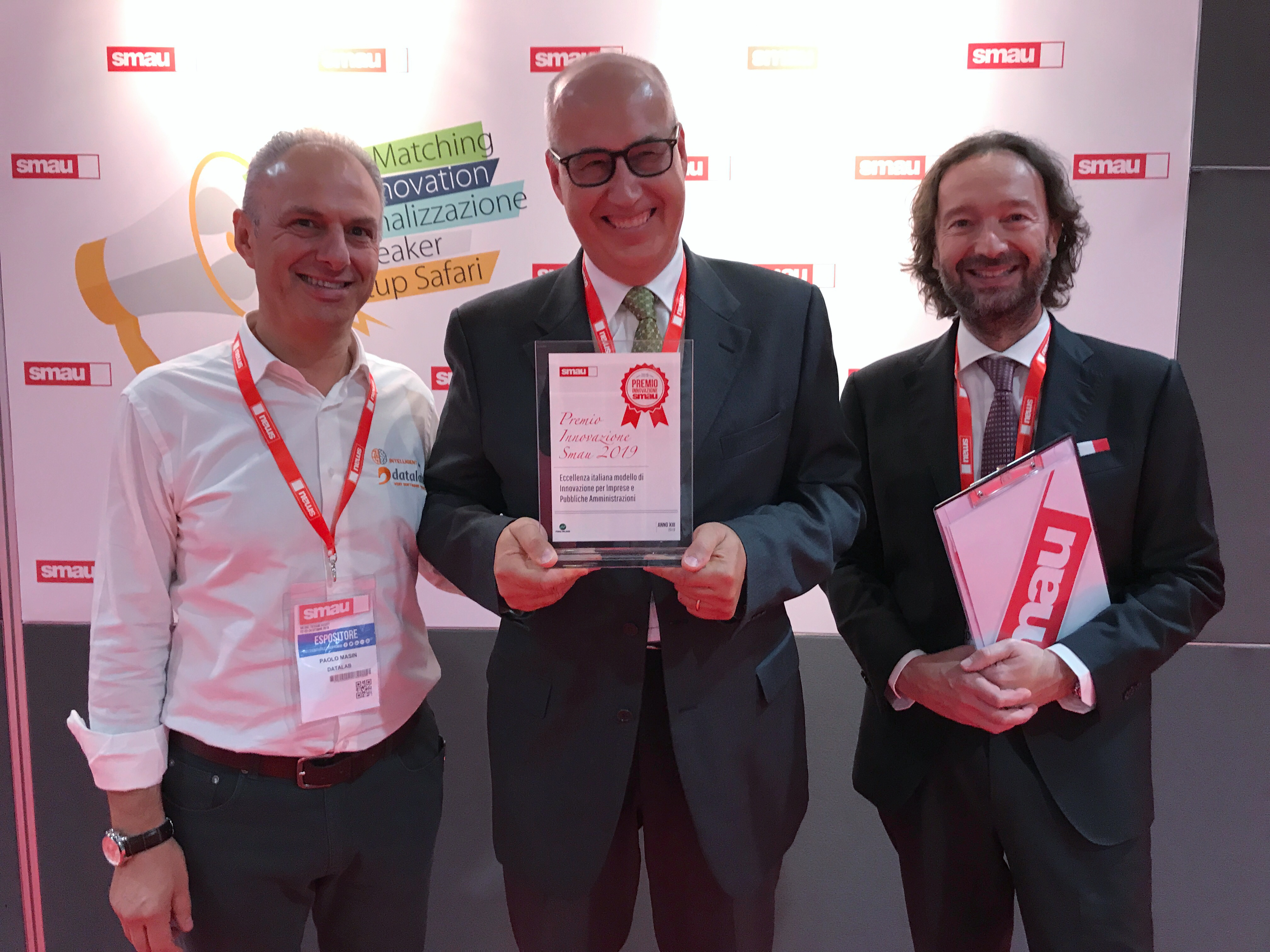 SMAU Innovation Award 2019